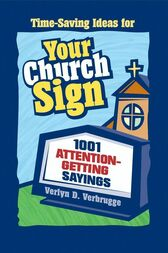 Your Church Sign by Verlyn Verbrugge