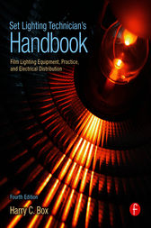 Set Lighting Technician's Handbook by Harry Box