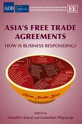 Asia's Free Trade Agreements by Masahiro Kawai