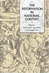 The Reformation in National Context by Robert Scribner