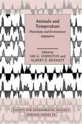 Animals and Temperature by Ian A. Johnston