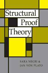 Structural Proof Theory by Sara Negri