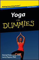 Yoga For Dummies, Pocket Edition by Georg Feuerstein