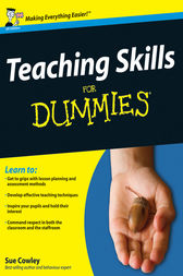 Teaching Skills For Dummies by Sue Cowley