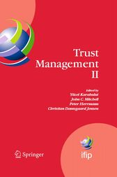 Trust Management II by Yucel Karabulut