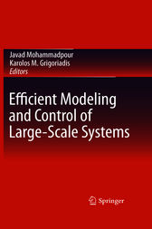 Efficient Modeling and Control of Large-Scale Systems by Javad Mohammadpour