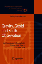 Gravity, Geoid and Earth Observation