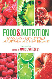 Food and Nutrition by Mark L. Wahlqvist