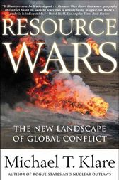 Resource Wars by Michael Klare
