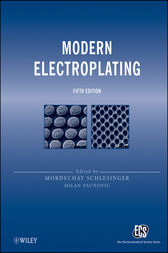 Modern Electroplating by Mordechay Schlesinger