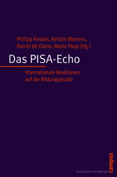 Das PISA-Echo by Tonia Bieber