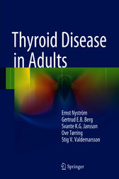 Thyroid Disease in Adults by Ernst Nystrom
