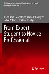 From Expert Student to Novice Professional by Anna Reid