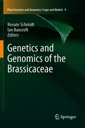 Genetics and Genomics of the Brassicaceae by Renate Schmidt