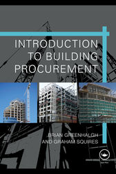 Introduction to Building Procurement