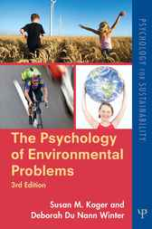 The Psychology of Environmental Problems by Susan M. Koger