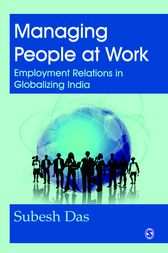 Managing People at Work by Subesh Das