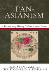 Pan-Asianism by Sven Saaler