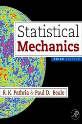 Statistical Mechanics by R K Pathria