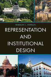 Representation and Institutional Design by Rebekah L. Herrick