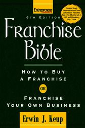 Franchise Bible by Erwin Keup