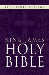 Holy Bible, KJV (Red Letter Edition) by Zondervan