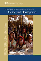Gender and Development by World Bank
