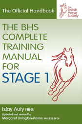 BHS Complete Training Manual for Stage One