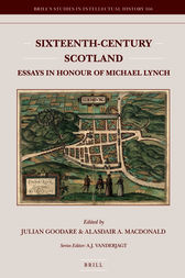 sixteenth-century scotland essays in honour of michael lynch The university of chicago press books division chicago distribution center.