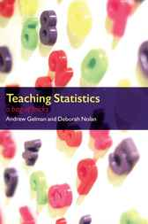 Teaching Statistics by Andrew Gelman