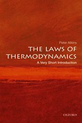 The Laws of Thermodynamics by Peter Atkins