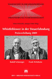 Whistleblower in der Steuerfahndung by Dieter Deiseroth