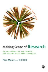 Making Sense of Research by Pam Moule