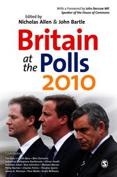 Britain at the Polls 2010 by Nicholas Allen