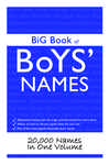Big Book of Boy Names
