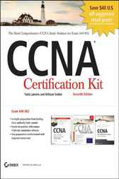 CCNA Cisco Certified Network Associate Certification Kit (640-802) Set by Todd Lammle