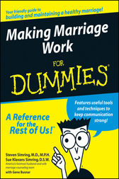 Making Marriage Work For Dummies by Steven Simring