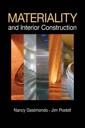 Materiality and Interior Construction by Jim Postell