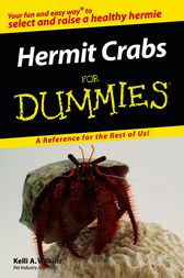 Hermit Crabs For Dummies by Kelli A. Wilkins