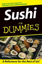 Sushi For Dummies by Judi Strada