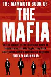 The Mammoth Book of the Mafia by Nigel Cawthorne