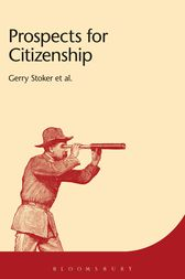 Prospects for Citizenship by Gerry Stoker