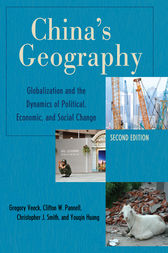 China's Geography by Gregory Veeck