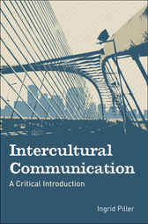 Intercultural Communication by Ingrid Piller