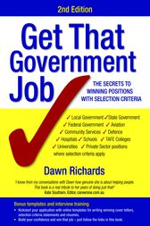 Get That Government Job by Dawn Richards