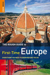 The Rough Guide to First-Time Europe by Doug Lansky