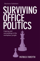 BSS: Surviving Office Politics by Patrick Forsyth