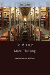 Moral Thinking
