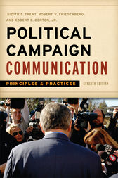 Political Campaign Communication by Judith S. Trent