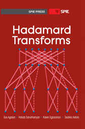 Hadamard Transforms by Sos Agaian